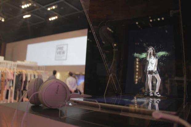 Gramado sediaprimeira loja de hologramas do país Osório Schaeffer/divulgação