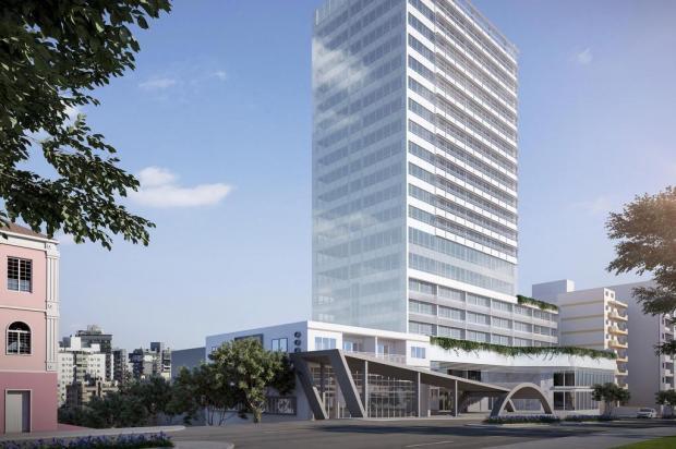 Centro médico de R$ 80 milhões será lançado pela Fisa em endereço histórico de Caxias Ideia1 Arquitetura e 3D Imagem/reprodução