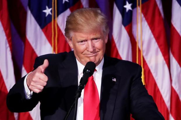 Empresas exportadoras de Caxias estão de olho no impacto econômico da vitória de Trump Mark Wilson/AFP
