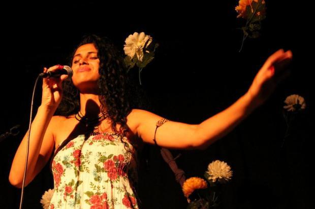 Sol Bueno é a atração desta quarta do Projeto Dandô, em Caxias Elisiane Pereira/Divulgação