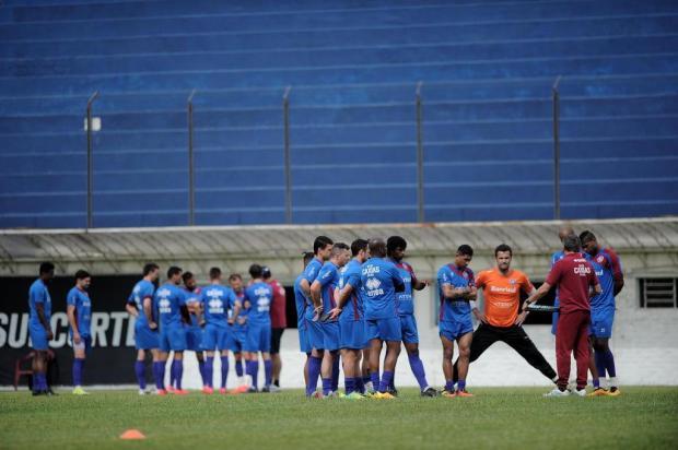Caxias enfrenta o Inter B, em Alvorada, no primeiro duelo da semifinal da Supercopa Gaúcha Felipe Nyland/Agencia RBS