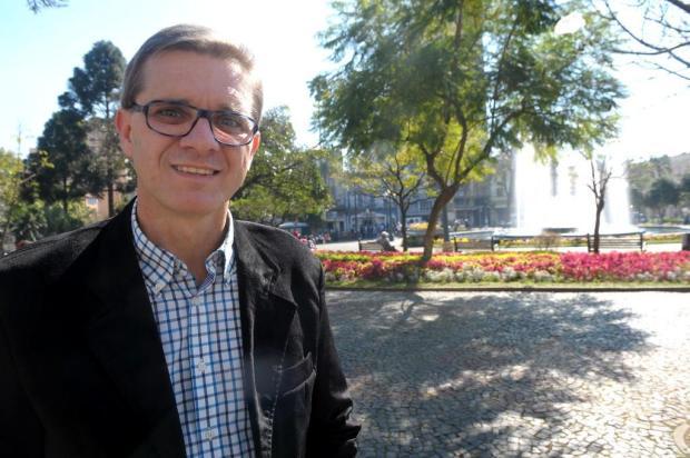 Frei Jaime coordena a transição na FAS, na equipe do prefeito eleito Roni Rigon/Agencia RBS