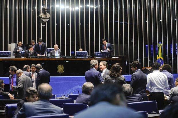 Senado aprova em 1º turno proposta que institui cláusula de barreira a partidos Moreira Mariz/Agência Senado/Divulgação