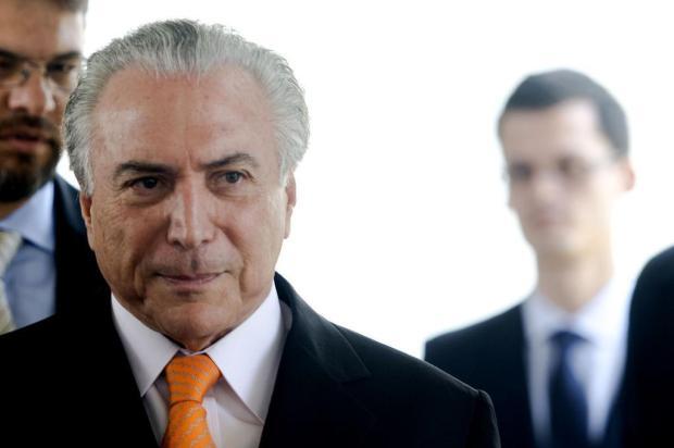 Especialistas e lideranças de Caxias analisam os 6 meses do governo Temer Foto: Marcelo Camargo/ABR