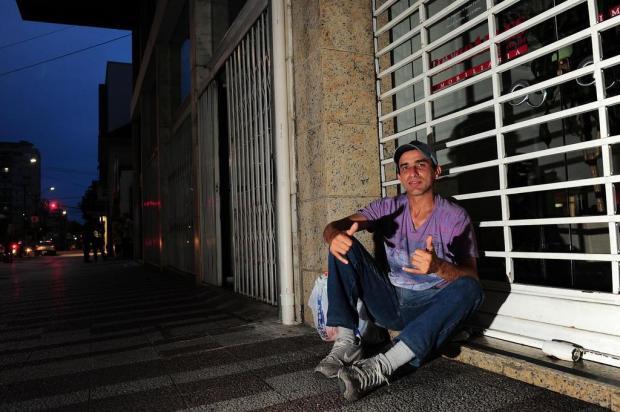 Maicon, o candidato nº 1, começa a trabalhar na próxima semana Porthus Junior/Agencia RBS