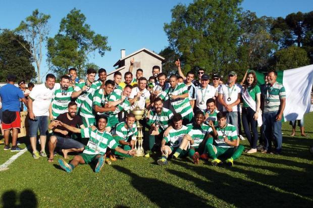 Copa União conhece os campeões nas categorias titulares e veteranos Elizeu Evangelista/Visão Esportiva,divulgação