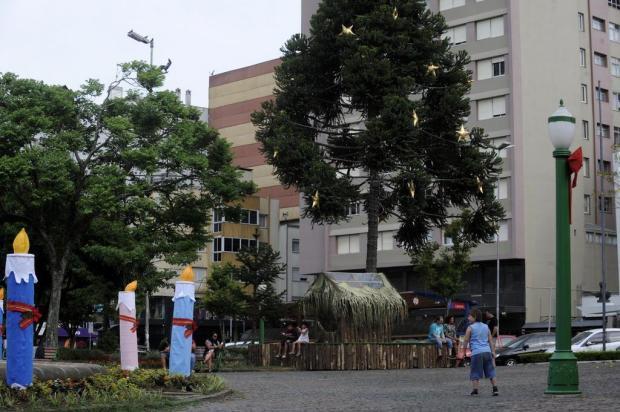 Natal Brilha Caxias inicia-se na quinta-feira Marcelo Casagrande/Agencia RBS