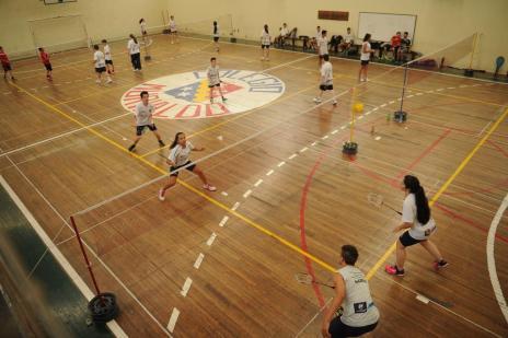 Caxias do Sul sedia Estadual de Badminton neste final de semana (Diogo Sallaberry/Agencia RBS)