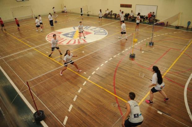 Caxias do Sul sedia Estadual de Badminton neste final de semana Diogo Sallaberry/Agencia RBS
