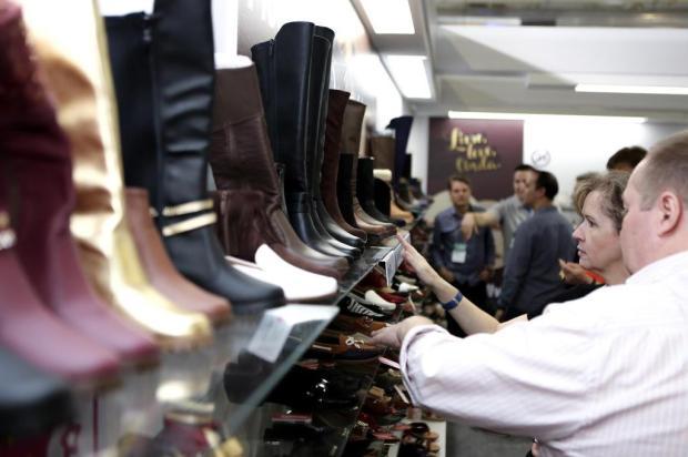 Feira de calçados recebe importadores de 40 países em Gramado na próxima semana Dinarci Borges/divulgação
