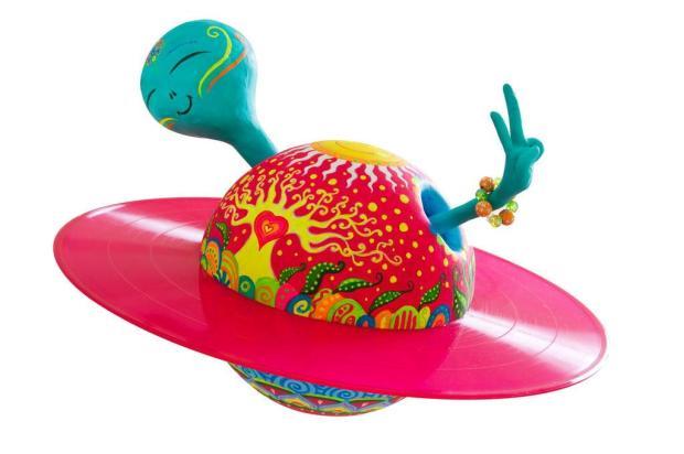 3por4: Artistas Gio e Doug ministram curso de toy art para educadores Giovana Mazzochi e Douglas Trancoso/divulgação