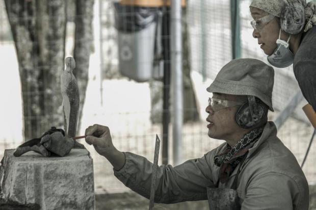 3por4: Bento Gonçalves e Nova Petrópolis recebem escultores Alba Arte/divulgação