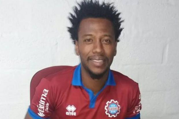 Thiago Machado deve ser o primeiro reforço do Caxias para 2017 Arquivo pessoal/divulgação