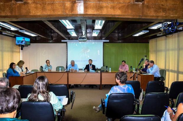 """""""Projeto de cidade começa a fazer eco"""", avalia Daniel Guerra, diante de emendas sugeridas ao orçamento Douglas Hoffmann/Divulgação"""