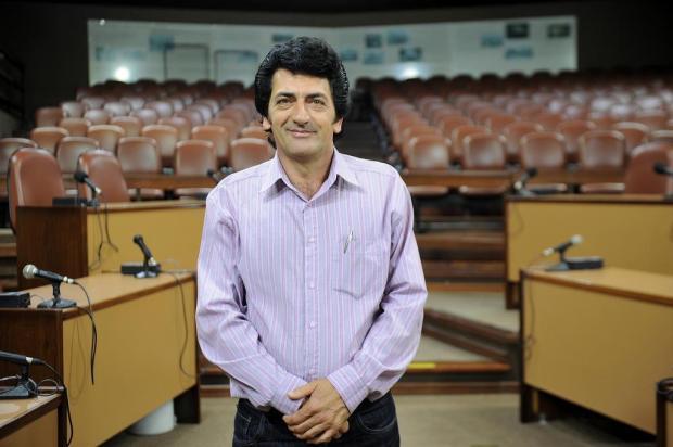 Arlindo Bandeira continua sendo o interior na Câmara de Vereadores de Caxias do Sul Felipe Nyland/Agencia RBS