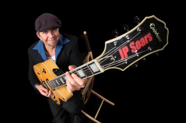 Californiano J.P. Soars vai agitar o Mississippi Delta Blues Festival, em Caxias Jim Zelinski/Divulgação