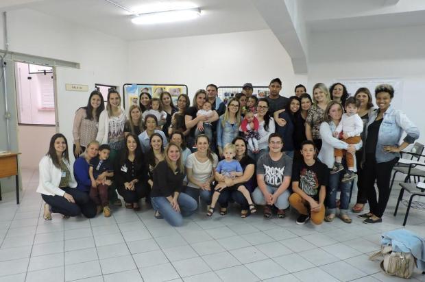 Hospital Pompéia lança cartilha com dicas para mães de prematuros, em Caxias Hospital Pompéia/Divulgação