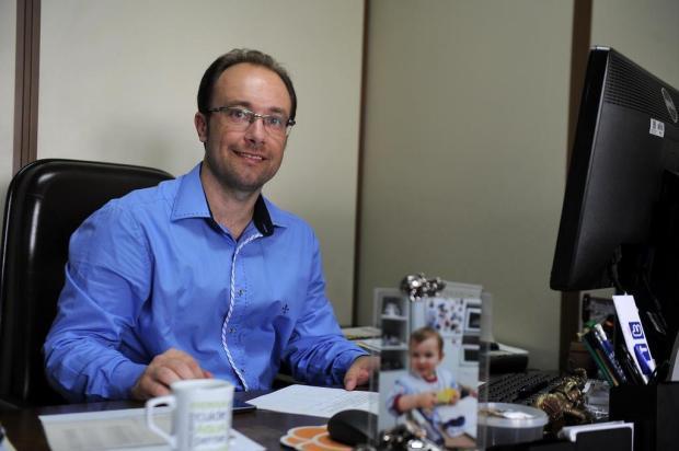 Esporte é o foco de Felipe Gremelmaier, vereador reeleito pelo PMDB em Caxias do Sul Felipe Nyland/Agencia RBS