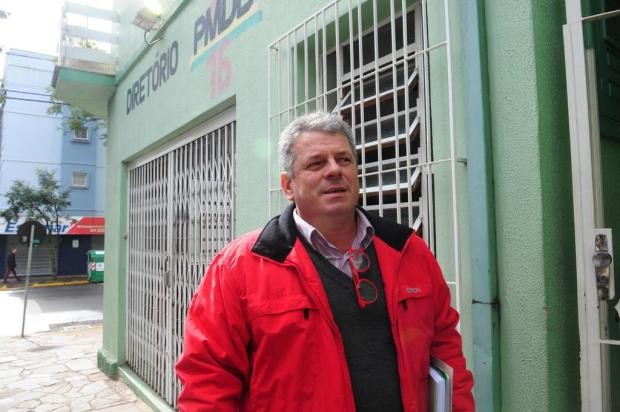 Ari Dallegrave reassume PMDB caxiense em dezembro Roni Rigon/Agencia RBS