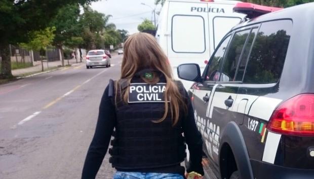 Polícia Civil faz operação contra o tráfico de drogas na Serra Polícia Civil/Divulgação