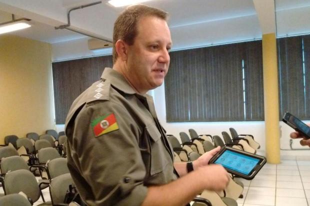Brigada Militar faz balanço de um mês do BM Online em Caxias do Sul Eliane de Brum/Agencia RBS