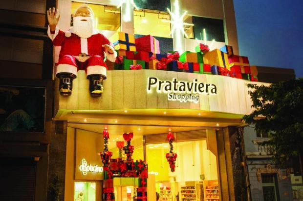 Papai Noel chega ao Prataviera shopping neste sábado em Caxias Daniel Hendler/Divulgação