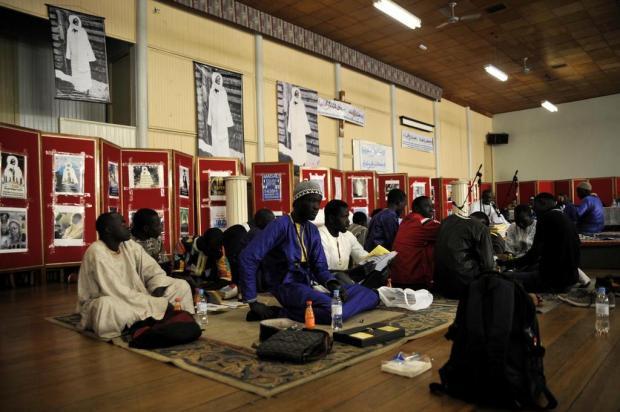 Com comida e orações, senegaleses celebram festa religiosa em Caxias Marcelo Casagrande/Agencia RBS