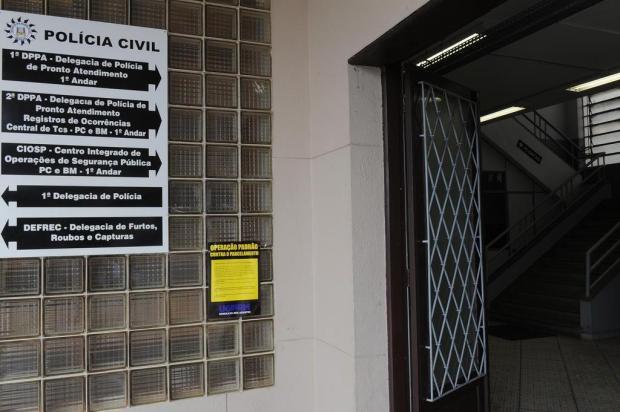 Polícia Civil e IGP recebem reforço de agentes da Força Nacional no RS Jonas Ramos/Agencia RBS