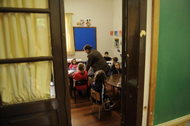 Baixo número de matrículas e falta de professores colocam ensino rural em risco na Serra Diogo Sallaberry/Agencia RBS