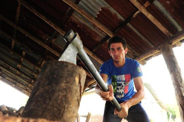 O Daniel Guerra que não é prefeito Porthus Junior/Agencia RBS