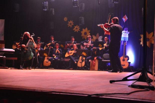 """Espetáculo """"A Música que a gente faz"""" será apresentado nesta terça, em Bento Gonçalves Manuel Buj/Divulgação"""