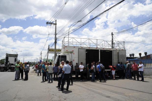 Sindicato e advogados da empresa Guerra SA se reúnem após quase 200 demissões em Caxias Marcelo Casagrande/Agencia RBS