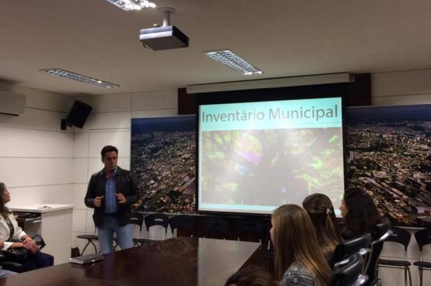 Prefeitura de Caxias lança raio-x das árvores da cidade Cristiane Barcelos/Agência RBS