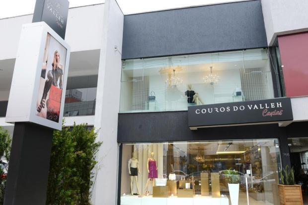 Couros do Valleh inaugura loja em Caxias Edson Pereira/divulgação