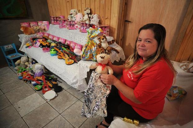 Saiba como ajudar nas festas de Natal para crianças em bairros de Caxias do Sul /Agencia RBS