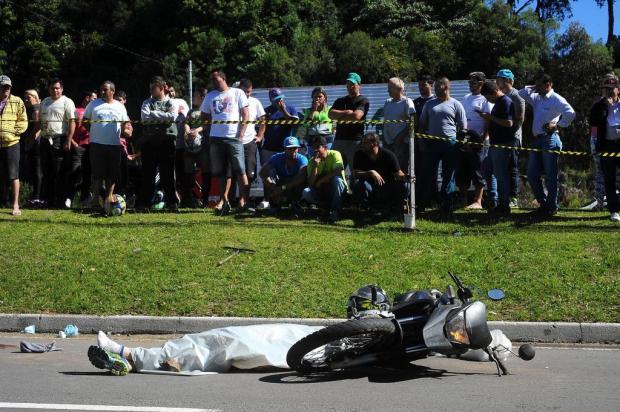 Com morte no Kayser, número de assassinatos em 2016, em Caxias, se iguala ao do ano mais violento da história Felipe Nyland/Agencia RBS