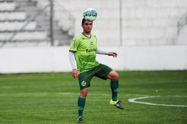 Juventude confirma a renovação de contrato com o lateral-esquerdo Pará Porthus Junior/Agencia RBS