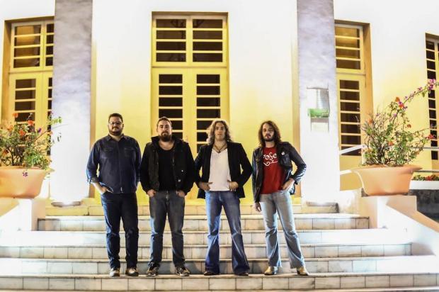 Banda Presence Led Zeppelin Tributo fará show nesta sexta, em Caxias Moatan carvalho/Divulgação