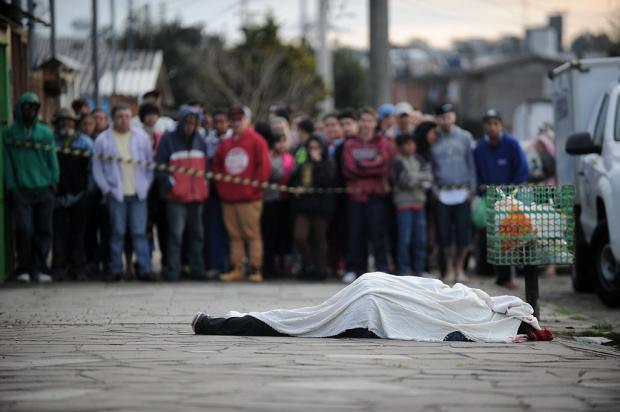Saiba por que 2016 é o ano mais violento da história de Caxias do Sul Felipe Nyland / Agência RBS/Agência RBS