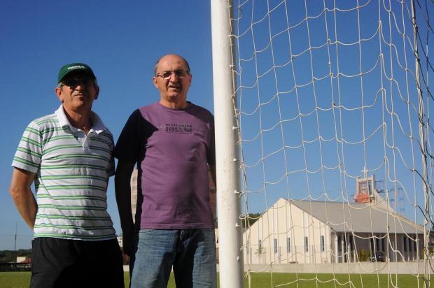 Finais do Integração movimentam o campo do Santa Lúcia na tarde deste domingo Felipe Nyland/Agencia RBS