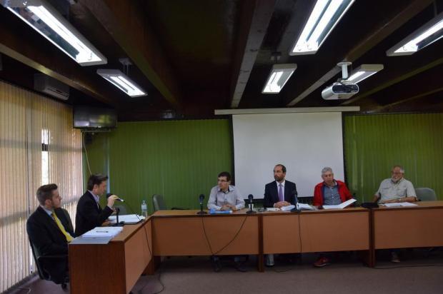Daniel Guerra presta esclarecimentos sobre denúncia contra ex-assessor da Câmara de Caxias do Sul Vitória Bordin/Divulgação