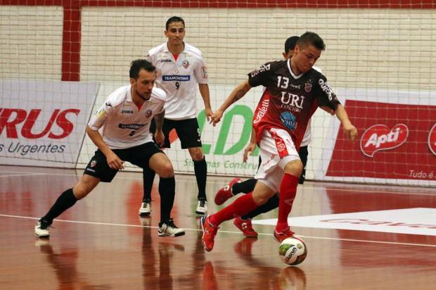 ACBF busca empate em Erechim e fica no 3 a 3 com o Atlântico no primeiro jogo da final Atlântico Erechim / Divulgação/Divulgação