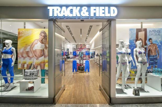 Track&Field inaugura primeira loja em Caxias do Sul Track&Field/divulgação
