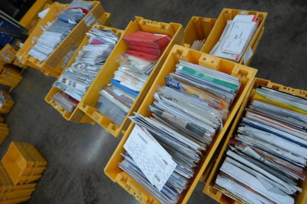 Audiência pública debate atraso na entrega de correspondências, em Caxias Jessé Giotti/Agencia RBS