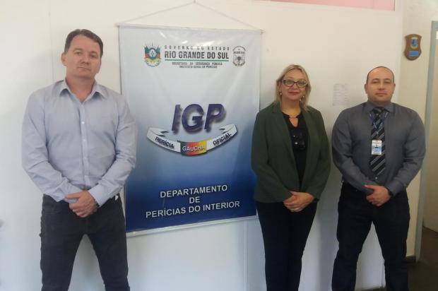 IGP quer aparelhar laboratório de Caxias do Sul para agilizar perícias Leonardo Lopes/Agência RBS