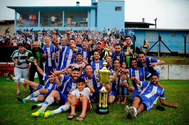 Aliança é campeão do Integração nas categorias suplentes e titulares Marcelo Casagrande / Agência RBS/Agência RBS