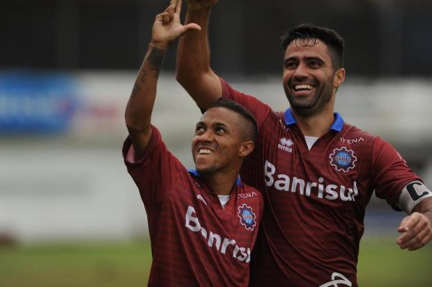 Capitão Lacerda deixa o Caxias em comum acordo com a direção grená Diogo Sallaberry/Agencia RBS