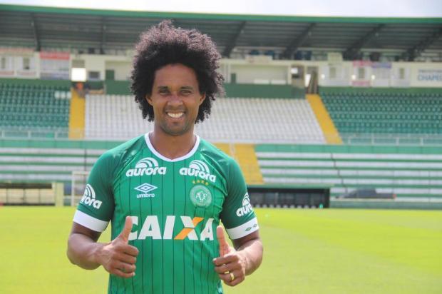 Kempes, uma das vítimas da tragédia da Chapecoense, jogou no Caxias Cleberson Silva/Chapecoense,Divulgação