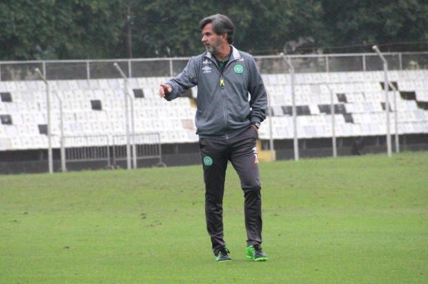Técnico da Chapecoense, Caio Junior passou pelo time B do Juventude em 2004 Cleberson Silva/Chapecoense
