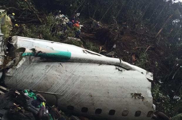 """Diretor de companhia aérea fala sobre piloto do avião da Chapecoense: """"Muito experiente"""" Aeronáutica Civil/Divulgação/twitter"""
